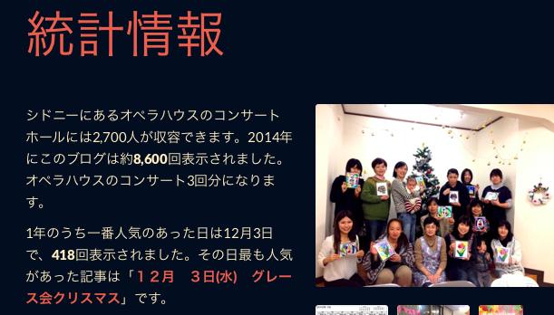 2014年のブログ-1